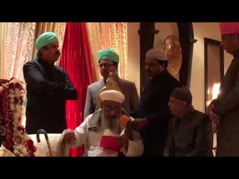 Nikah  Ceremony of Yousuf Azadzoi with Zara Habiba Nizami in Chicago