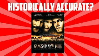 How Historically Accurate is Gangs of New York?