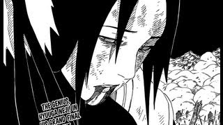 Naruto Manga Chapter 614 Review R.I.P NEJI :...(