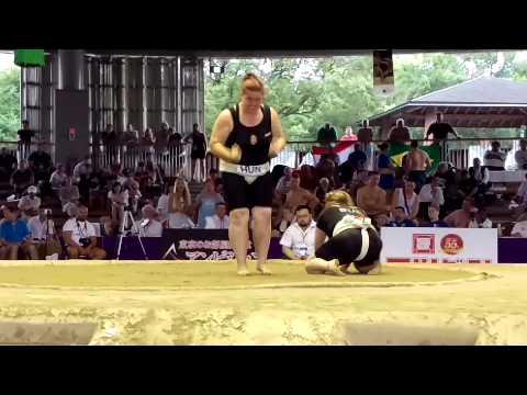 HUN Sarkany vs BUL Women's World Sumo