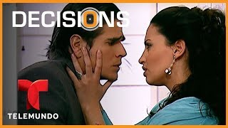 Decisions 🤔: Wife Caught Cheating Husband At His Work🏩🛎💔 | Full Episode | Telemundo English