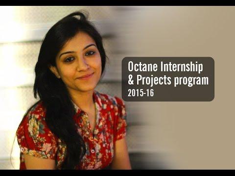 India Internship at Octane Marketing - Digital Marketing Domain