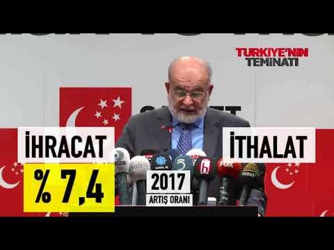 """Karamollaoğlu: """"Bütün Yatırımları Durduracağız"""""""