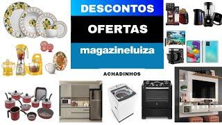 ACHADOS MAGAZINE LUIZA - TUDO …