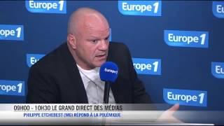 EXTRAIT - Philippe Etchebest répond à la polémique