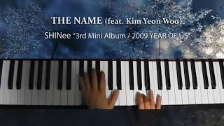 Baixar 181129_ SHINee Onew『 The Name (feat. Kim Yeon Woo) / 僕が愛した名前 』Piano by ear
