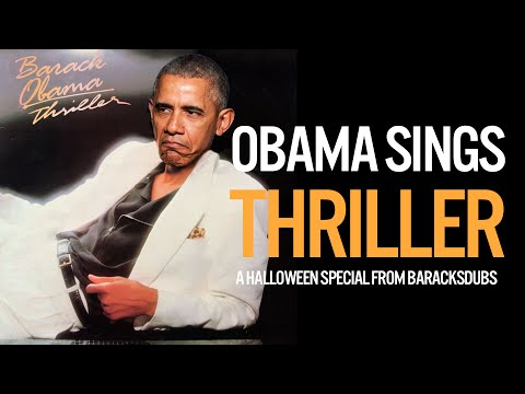 Barack Obama Singing Thriller by Michael...