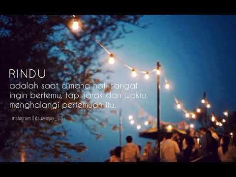Story Wa Tentang Rindu