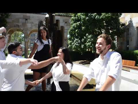UQMS Trephine 2018 Editorial Team: FRIENDS
