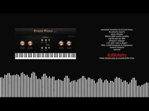 Grand Piano XXL Free Piano VST Plugin