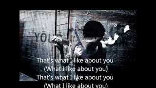 What I Like About You - 5SOS (lyrics + pictures)