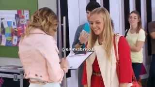 Violetta 3 - Violetta nombra a los ganadores para que conozcan a los de studio (03x47)