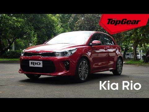 The all-new Kia Rio is a refined Korean city car