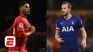 Harry Kane, Tammy Abraham, & Marcus Rashford: Craig Burley ranks England's best strikers | ESPN FC