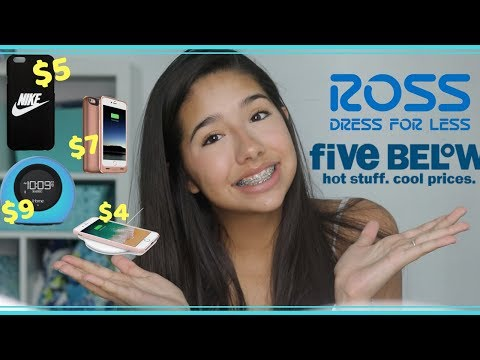 shopping-for-apple-accessories-at-ross-&-five-and-below!