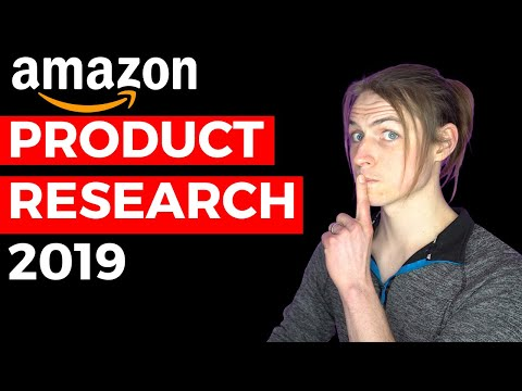 Amazon FBA PRODUCT RESEARCH 2019 - How to Choose Which Products to Sell