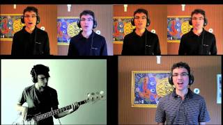 (HD) Never Can Say Goodbye - Jackson 5 Multitrack Cover (videosong) - jibcraip