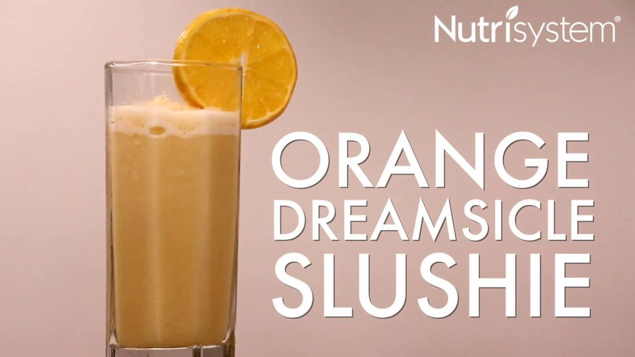 How To Make A Dreamsicle Drink