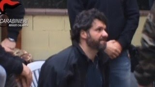 В Италии поймали крупного мафиози