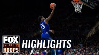 Myles Powell's 29 pts power Seton Hall to huge road win over Butler | FOX COLLEGE HOOPS HIGHLIGHTS
