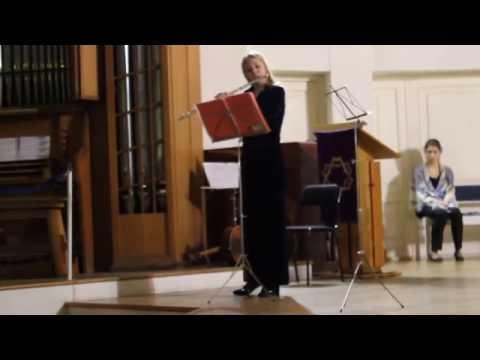 Телеман, Георг Филипп - Фантазия II для флейты соло ля минор