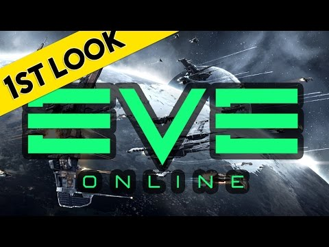 First Look At – EVE Online (2016 PC Gameplay EVE Free To Play)