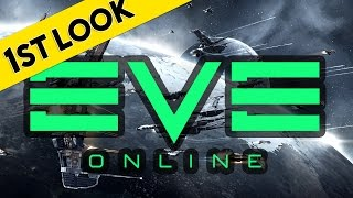 First Look At - EVE Online (2016 PC Gameplay EVE Free To Play)