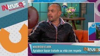 Mauricio Clark creyó que por las drogas perdería la vista | INtrusos