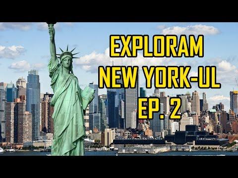 EXPLORAM NEW YORK EP. 2 - LEVEL DOWN SHOW cu Dumi