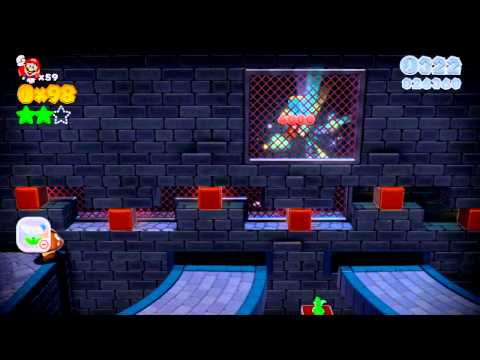 [5] Super Mario 3D World: World 5