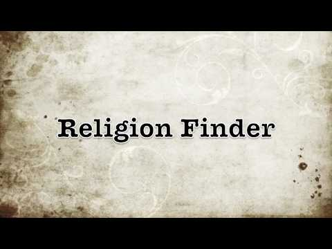 INTERACTIVE RELIGION FINDER