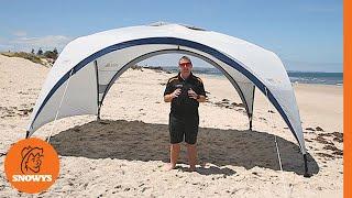 Coleman Event 14 Sun Shelter + Sunwall