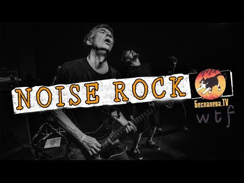 Noise Rock I Появление жанра и влияние на Hardcore I WTF