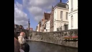 Evropa 4 - Belgie (Bruggy) a Francie