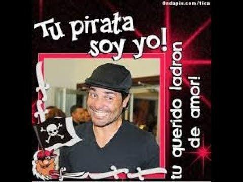 Tu Pirata Soy Yo - Karaoke - Chayanne