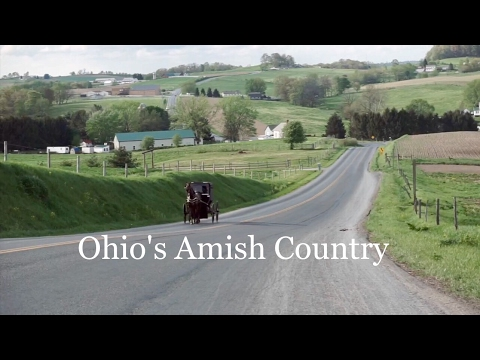 Ohio's Amish Country; Holmes County, Ohio