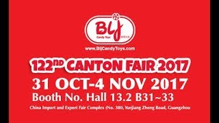 China Candy Toys Manufacturer  BLJ Candy Toys