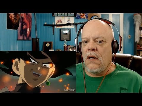"ANIME REACTION VIDEO CLIPS | ""Dragon Ball Super #47"" - Goku Black?!"