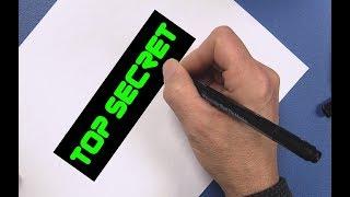 Top Secret ASMR Design [Invite Only]