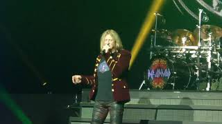 Def Leppard - Pour Some Sugar On Me @ Motorpoint Arena, Cardiff