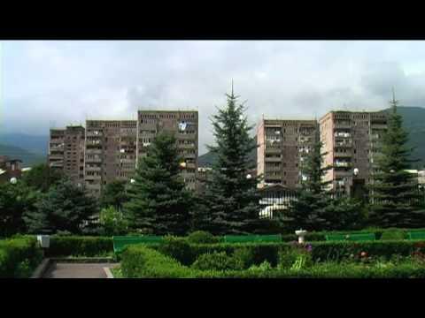 Зарисовка 35. Кировакан, Ванадзор ,Армения