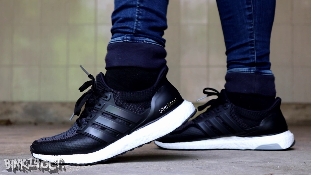 adidas ultra boost atr test