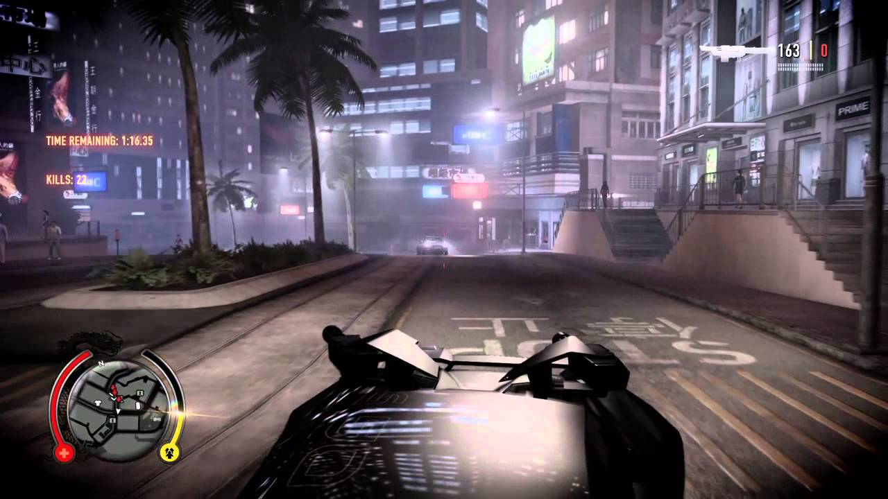 Sleeping dogs definitive edition best car ps4 gameplay