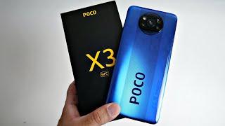 Xiaomi POCO X3 NFC - 120Hz Display - Incredible Budget Beast - Under £200