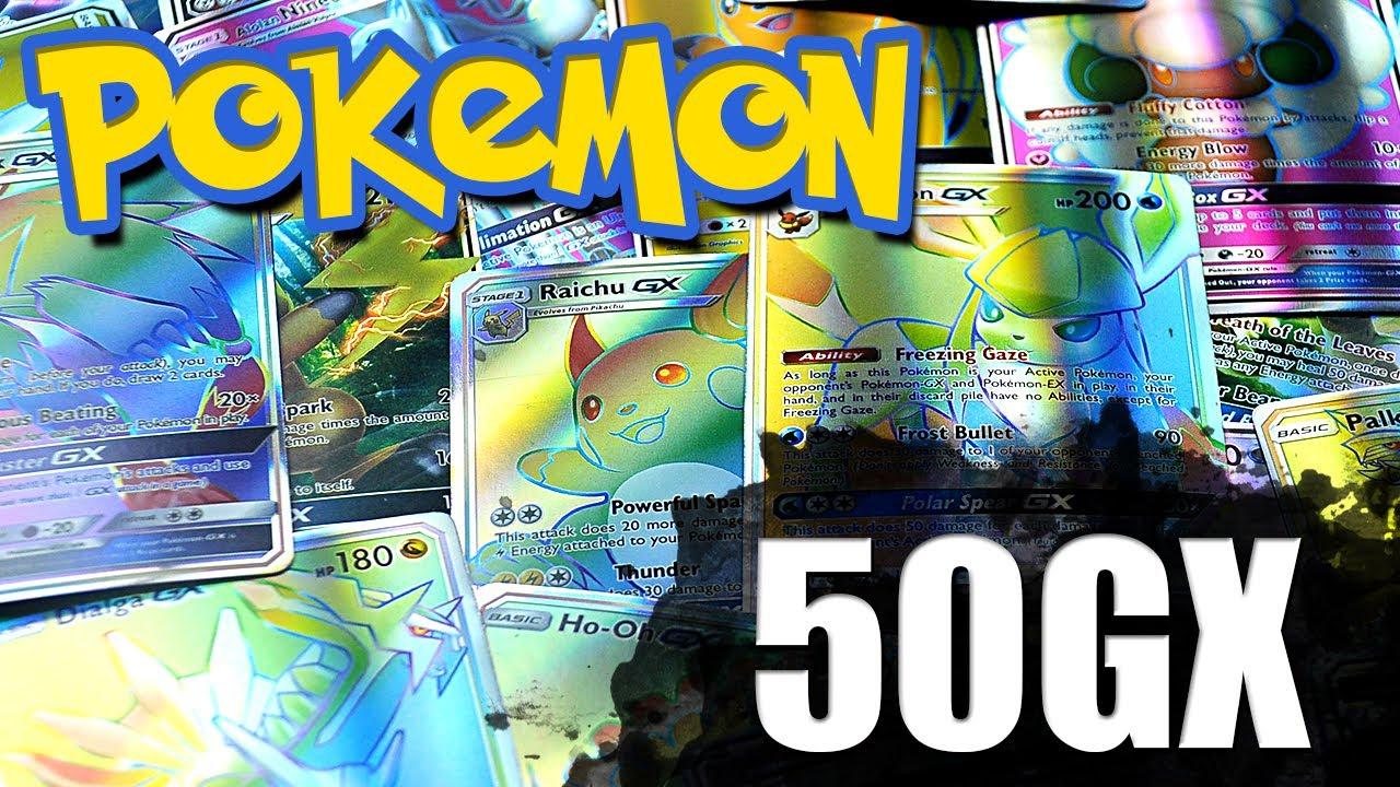 Fake Pokemon Cards Opening - Aliexpress GX Pokemon Cards Unboxing