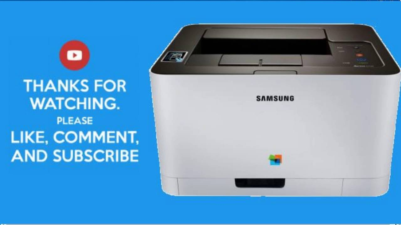 SAMSUNG CLP-310 PRINTER UNIFIED DRIVERS WINDOWS 7 (2019)