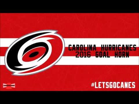 Carolina Hurricanes 2016 Goal Horn