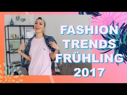 Fashion Trends Frühling 2017 | funnypilgrim