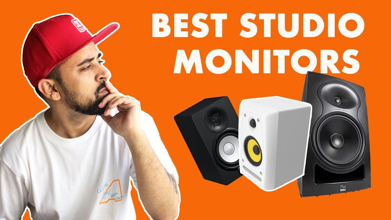 Best Budget Studio Monitors 2020   Best Home Studio Budget Monitors