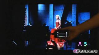 Подключение Nokia N8 к ТВ - Воспроизведение видео(Обзор читаем на MForum.ru., 2010-10-04T18:09:29.000Z)